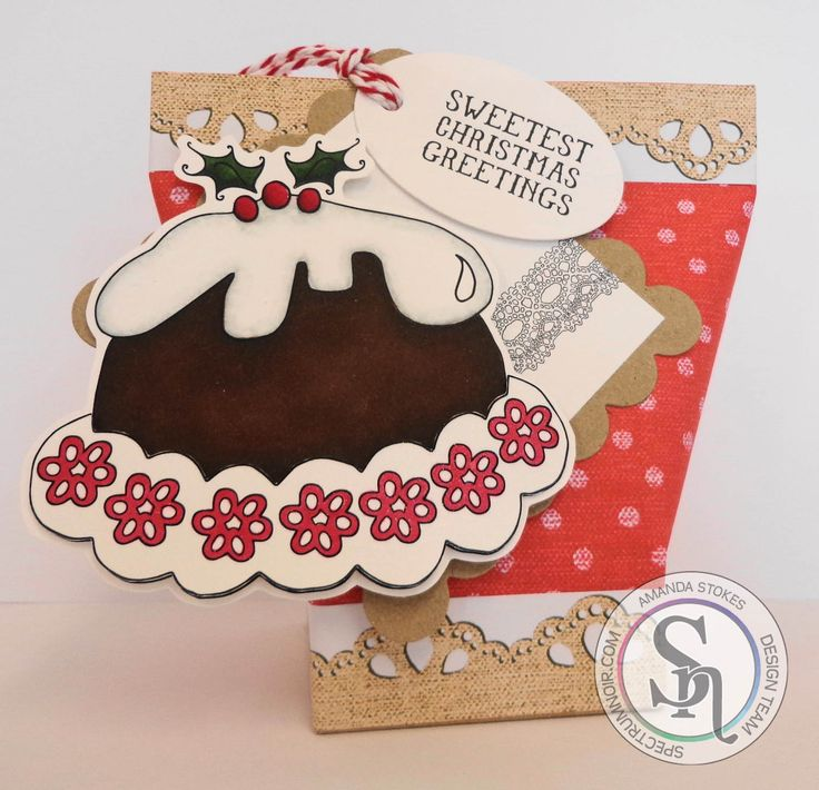 Amanda Stokes - Romany Christmas CD, Gift Bag, Co-ordinating Papers Design 4 Colour 3, Embellishments Design 1, Figgy Pudding A6 stamp, Spectrum Noir Pens: EB8, EB7, EB5, JG6, DG3, DR7, DR1, IG3, IG2, Blender, Neenah Solar White Card, Kraft Card, Satin Finish Paper, Collall 3D Glue Gel, Collall Tacky Glue. #crafterscompanion #Christmas