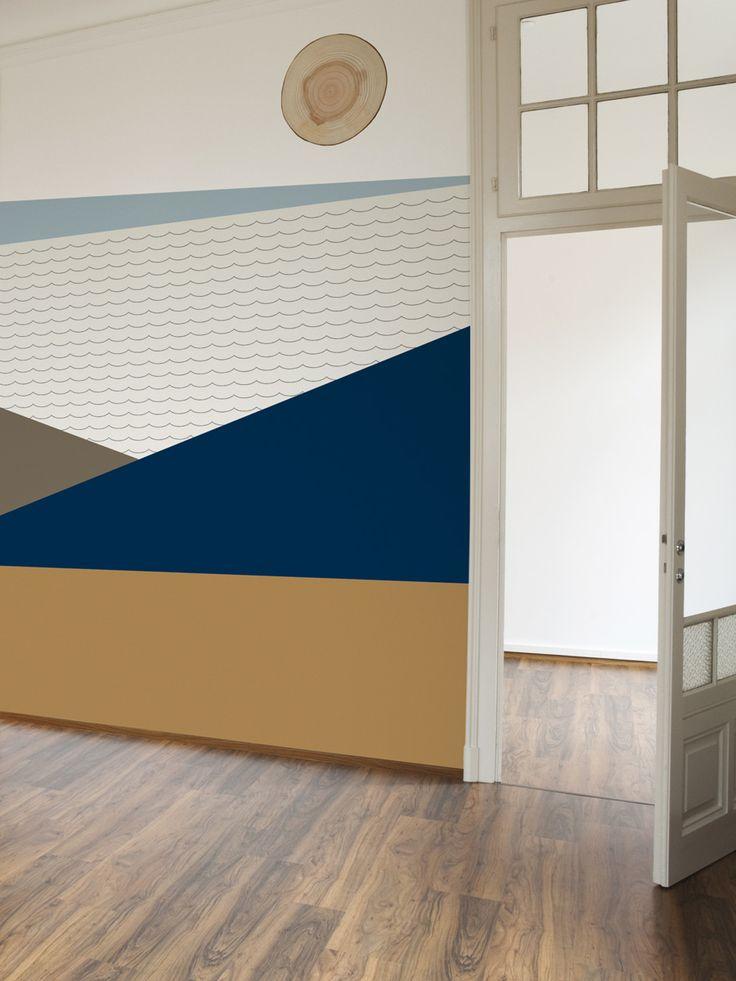 Mara autumn non-woven mural / lavmi