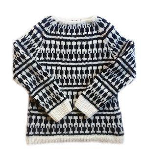 sweater | icelandic lopi