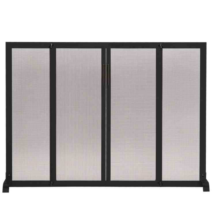 Fireplace Design brushed nickel fireplace screen : 213 best Marki & Ben images on Pinterest
