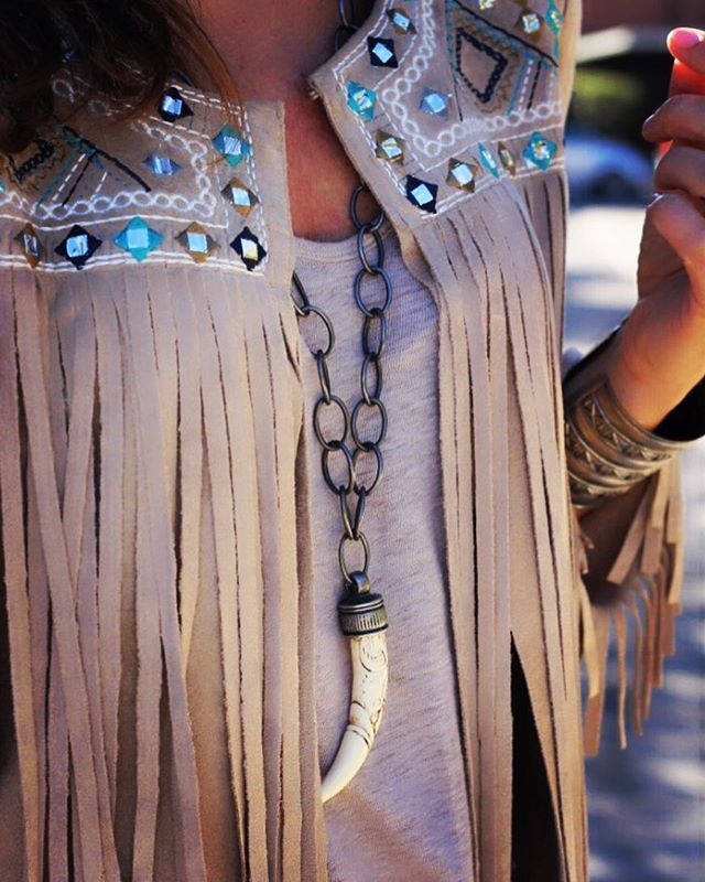 F R I N G E  P E R F E C T I O N  via @mytenida   #inspiration #hippie #lifestyle #urban #fashion #design #hippielook #bohemian #boho #soul #moonchild #jewelry #jewellery #blue #denim #jeans #silver #cuff #tanned #skin #body #spanish #blogger #fringe #look #tan #nude #traditional #embroidery #embellished