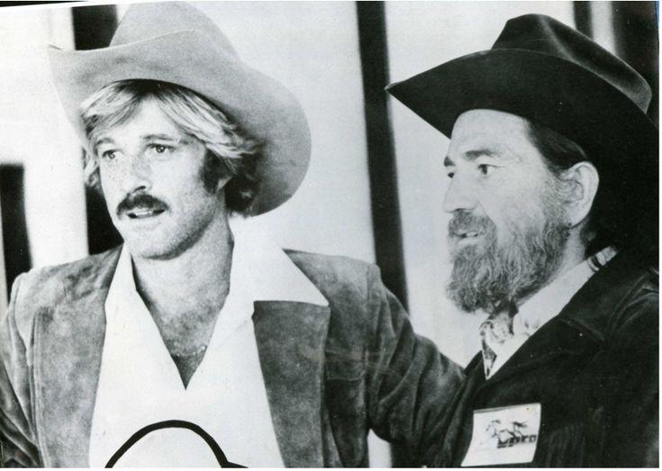 Willie Nelson & Robert Redford
