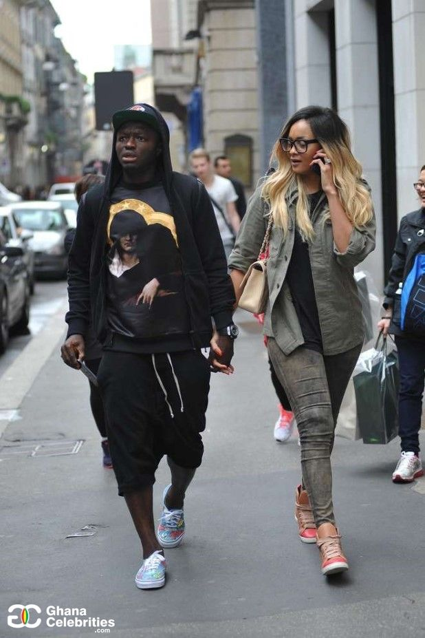 Sulley Muntari and I have more respect for each other than religion  Menaye Donkor