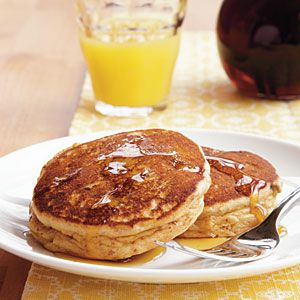 Peanut Butter and Banana Pancakes - Best Gluten-Free Pancakes, Waffles ...