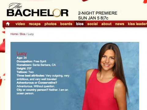 Here's Snapchat CEO Evan Spiegel's Girlfriend's Profile For 'The Bachelor'