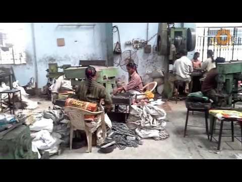 Новости: Как делают дверные петли в Индии