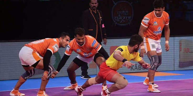 Pro Kabaddi League 2017 Live score and updates Puneri Paltan lock horns with U Mumba; Tamil Thalaivas win - Firstpost #757Live