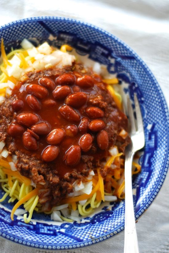 Skyline Chili Have you ever had Skyline chili? It's a unique blend of ...