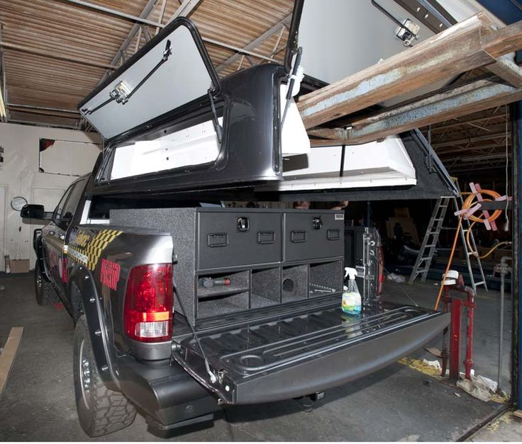 17 Best Images About Truckvault Living On Pinterest Bed