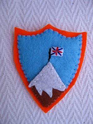 merit badge • bunny mummy