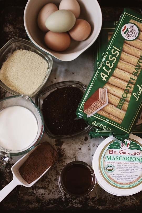 Tiramisu - life, in recipes | RECIPE | Pinterest