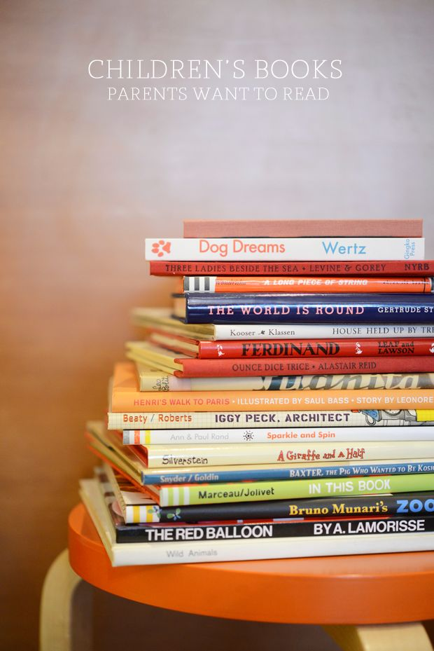 OK Store's Guide to the Best Children's Books Out There