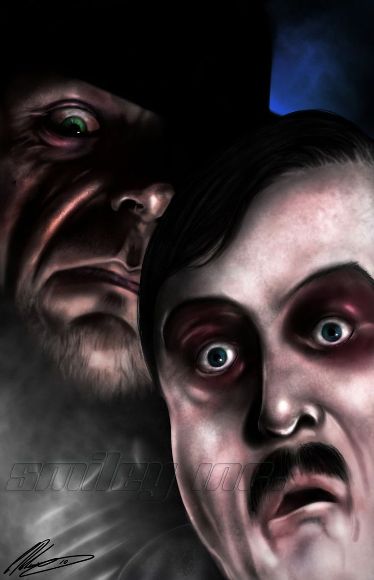The Undertaker and Paul Bearer by ~CSM-101 on deviantART