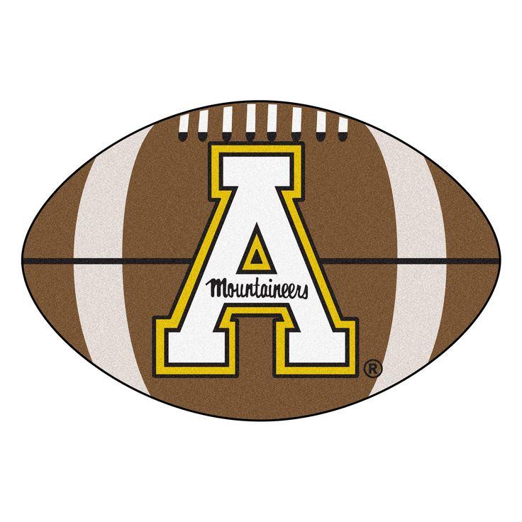 NCAA Appalachian State Football Mat