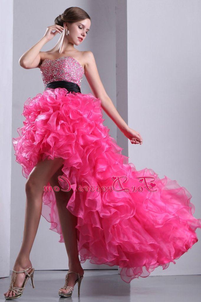 Hi Low Bridesmaid Dresses 2016 - http://misskansasus.com/hi-low-bridesmaid-dresses-2016/