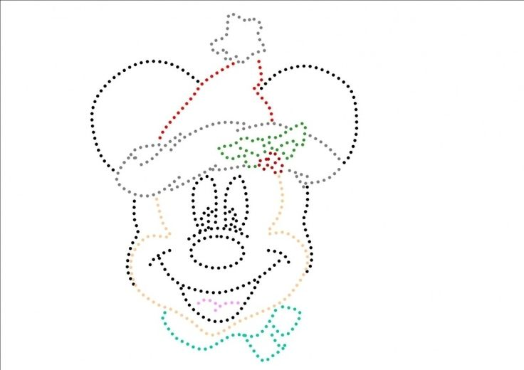 Mickey Mouse kerst ss6