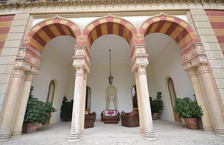 Villa Moresca - Ville a San Cesario di Lecce -