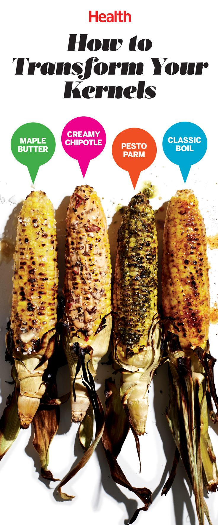 4 delicious fresh corn recipes to update your corn on the cob this summer | Health.com