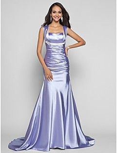 Formal Evening/Military Ball Dress - Lavender Plus Sizes Tru... – USD $ 119.99