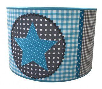 Babykamer Lamp Ster Blauw