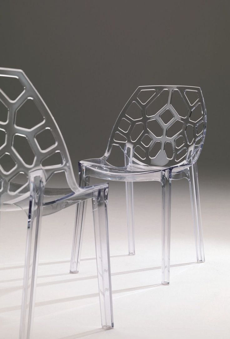 Polycarbonate chair spider by bontempidesign for Design x chair