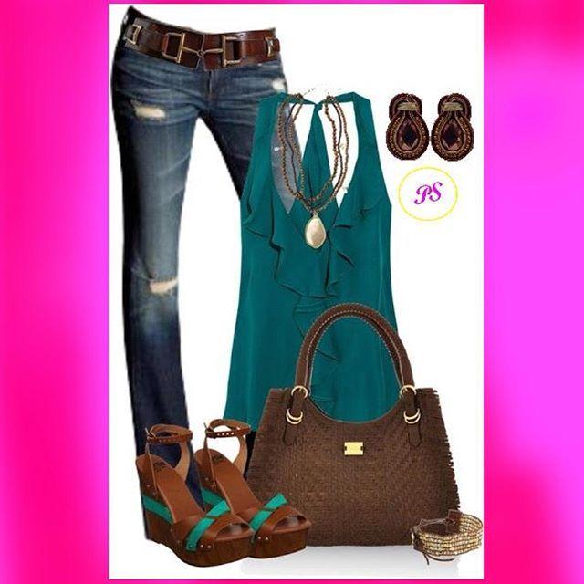 """Hoy quiero hablarles un poco del color marón. Los colores que mejor combinan con el marrón son: rosa, amarillo, azul luminoso, verde, beige y beis -colores tierra-. Si tenemos en nuestro armario tenemos alguna prenda -vestido, traje, chaqueta, blusa, jersey, falda, camisa, etc.- de color marrón la podemos combinar con alguna otra prenda de nuestro vestuario. El marrón, junto con los tonos verdes, son los colores más complejos de combinar, o al menos, los que """"peor"""" se llevan con otros…"""