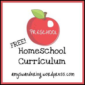 Homeschool for Free: Preschool &Kindergarten