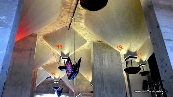salle des mamelles, le Silo, Marseille