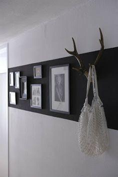 Sandrine : Je cherche à décorer à moindre frais un couloir d'entrée démodé - Côté Maison