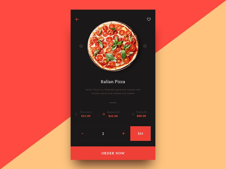 Order a Pizza by Prem | Spiceblue