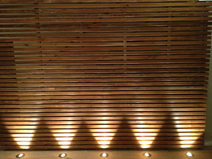 feature wall lighting. This Treatment On The Main Wall Of Living Room With Behind It Painted Black Feature Lighting E