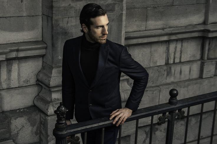 Ted Puglia (Next Models) Photo: César Ochoa