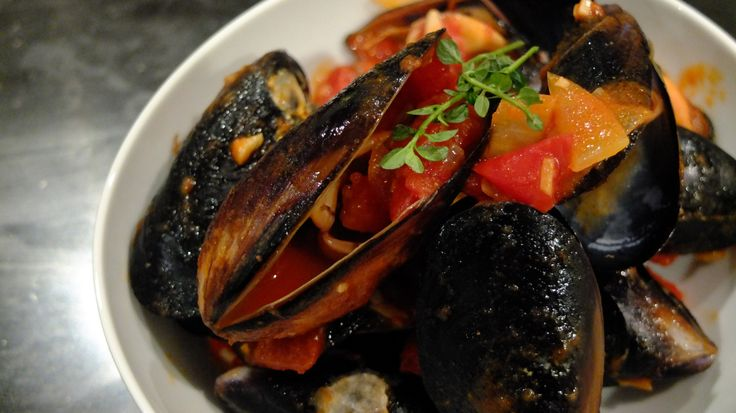 I am a lover of many things from the sea, but I was first introduced to mussels by John. Mussels are quick to prepare and of course, tastes and smell amazing. This is a memorable meal, which has be...