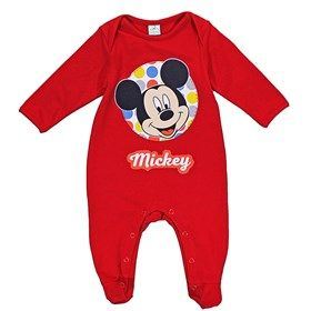 Baby Grow Mickey Mouse Winter Collection 2016-17 by Alouette