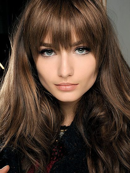 Allure's Complete Guide to Hair Extensions: Adding Extensions for Bangs
