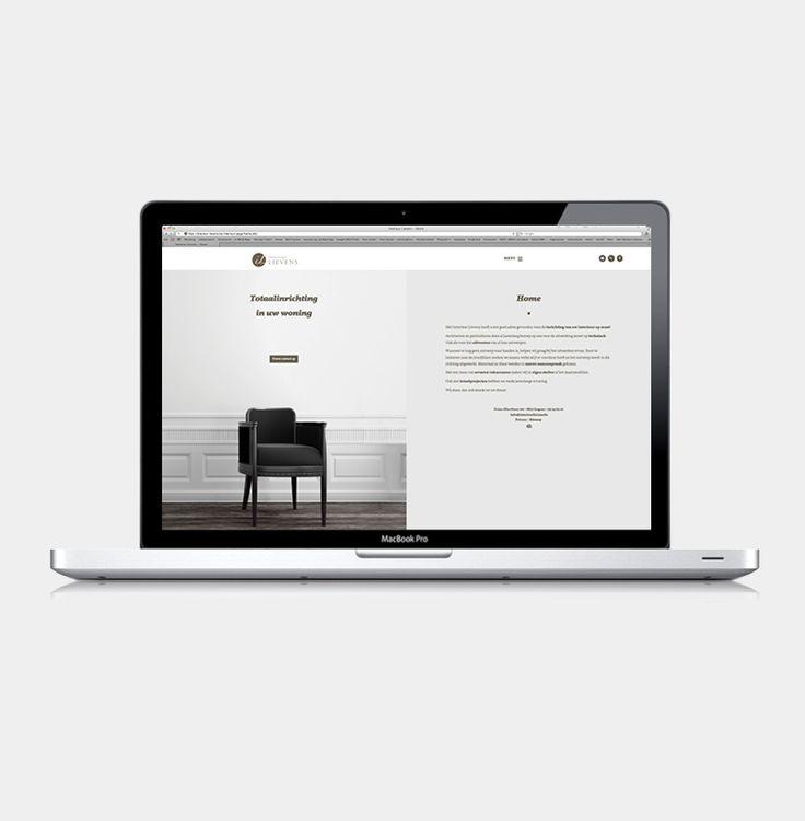 Interieur lievens izegem website realisatie for Interieur lievens