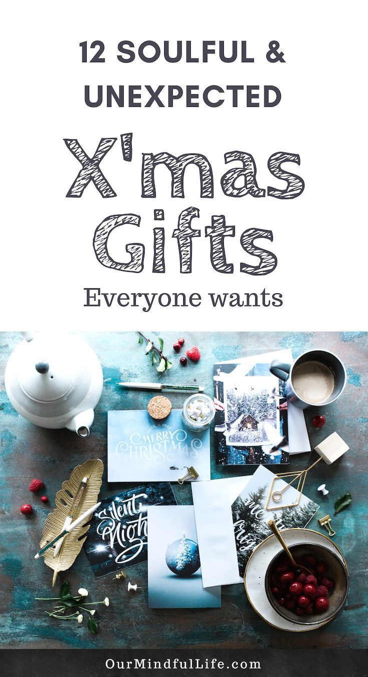 12 Soulful & Unexpected Christmas Gifts Everyone Wants ...