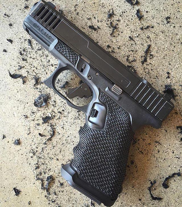 Custom Glock 19/9mm