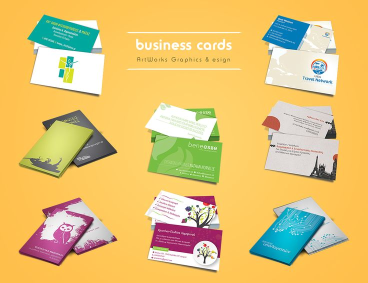 "Check out my @Behance project: ""Business Cards 2016"" https://www.behance.net/gallery/47822299/Business-Cards-2016"