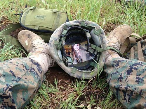 Marines usmc girlfriend wife must have