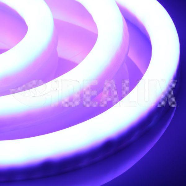 RGB LED Neon Flex, 20x26mm, 240V (RGB LED Schlauch). Brücken Beleuchtung