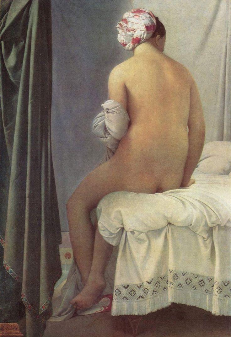 Jean Auguste Dominique Ingres 004 - Pintura do neoclassicismo – Wikipédia, a…