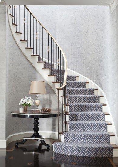 #Escalera elegante
