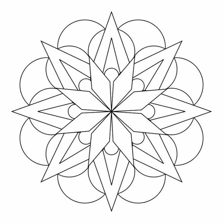 mandala vorlagen innere Ordnung . Take a look at