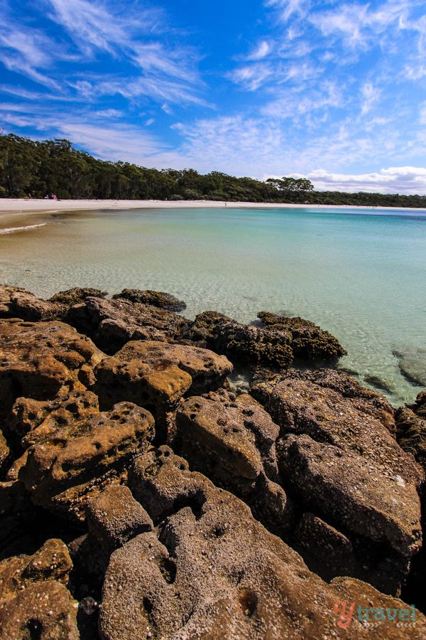 Green Patch Beach - One of the best beaches in NSW, Australia