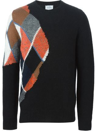 Inspiration ☞ Vivienne Westwood knit