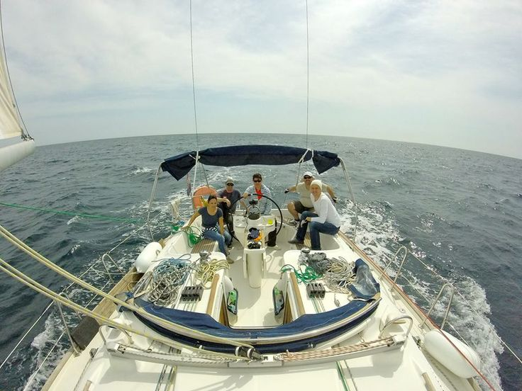 #vitorlástúra, #vitorlástanfolyam #oceansailingse #vitorla