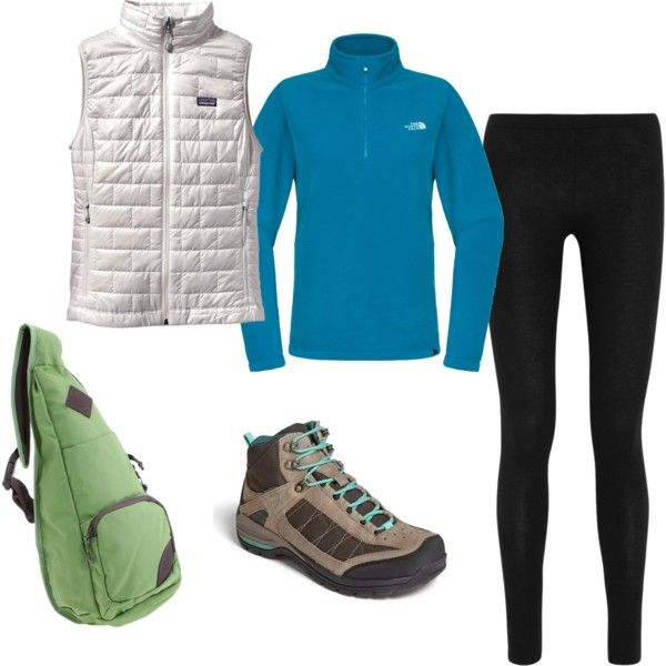 Winter hiking outfit... perfect for the NRG!