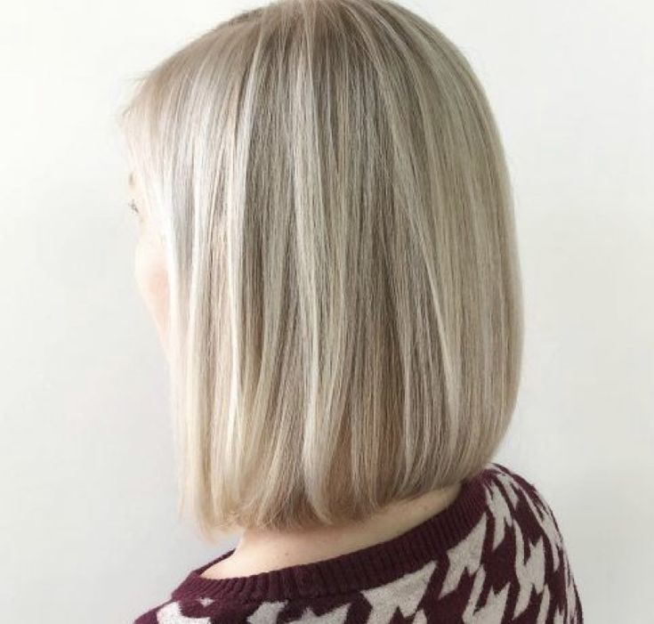 Hairstyles Above The Shoulders In 2020 Shoulder Length Hair Thick Hair Styles Hair Lengths