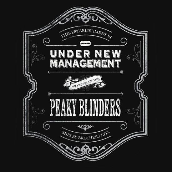 """Peaky Blinders"" T-Shirts & Hoodies by BombchuShop 